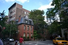 Призраки Гринвич-Виллидж, Нью-Йорк Сити (Greenwich Village Ghost Tour, NYC)