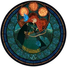 KH Stations: Merida by LLAP.deviantart.com on @deviantART
