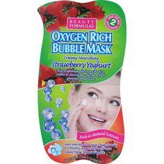 Strawberry Yoghurt OXYGEN RICH BUBBLE MASK