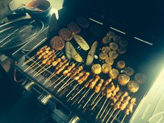Barbecue Barbecue, Sausage, Meat, Food, Barrel Smoker, Sausages, Essen, Bbq, Meals