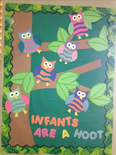 Infant room board