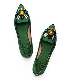 Tory Burch Mayada Slippers