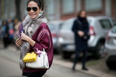 Milan Fashion Week jesień-zima 2016 – moda uliczna