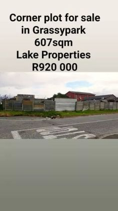 CCCCCCCorner plot for sale in Grassy Park/Lotusriver | Grassy Park | Gumtree Classifieds South Africa | 748878908