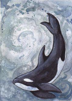 Through Dark Seas by ~Kitsune-Seven on deviantART