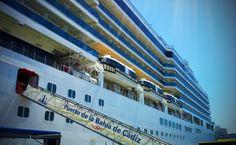Visita Costa Luminosa en Cádiz - COSTA CRUCEROS & VIAJES TRIANA.