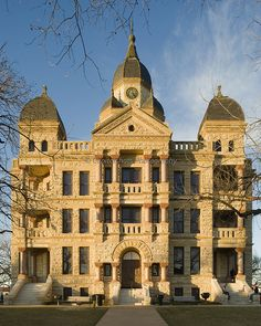 denton texas hisory | Denton County Courthouse-On-The-Square (Denton, Texas) | Flickr ...