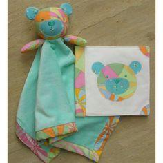 Naaipatroon van Bambino, een heerlijk zachte beer tut