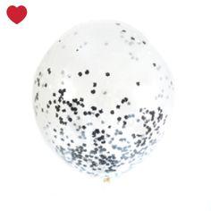 Confettie ballonnen MUZIEKKADO
