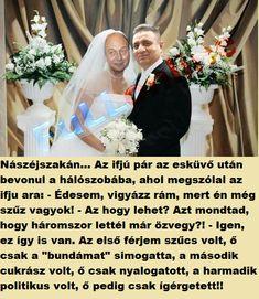 Funny Sayings, Pranks, Wedding, Humor, Funny Proverbs, Valentines Day Weddings, Weddings, Hilarious Sayings, Marriage