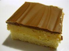 Kakkutaikuri: Millionaire's Shortbread eli Twix-palat