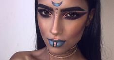 This Makeup Artist Did Looks for Every Zodiac Sign, And the Results Are Incredible