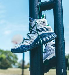 See you at the top.  Change the game in the @22wiggins #CrazyExplosive PE, available now with the link in our bio.