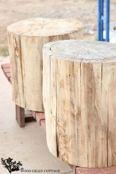 Já recebi email de alguns leitores me pedindo o passo a passo de como fazer uma mesa de tronco. O processo é bem simples e você vai precisar, praticamente, só de um tronco (olha só…). Até queria ter uma aqui em casa, mas não rolou porque por aqui é mais difícil encontrar esse tipo de […]