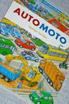 Maluszkowe inspiracje: Automoto, czyli coś dla małych miłośników motoryza...