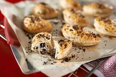OREO Cookie Empanadas add an eclectic mix to your dessert table.