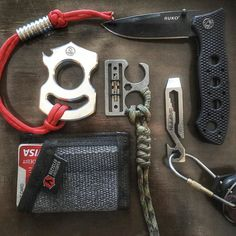 Web-tex Mini en acier de feu Camping Bushcraft Outils Fire Starter Cadet