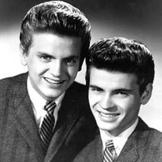 Phil & Don Everly..........the Everly Brothers