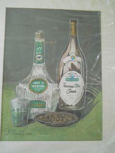 #191 Gouache 1990 12'' x 15,5'' 50$