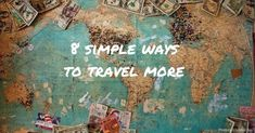 8 simple ways to travel Live For Yourself, Traveling By Yourself, Online Travel Agent, Save My Money, You Have No Idea, Rich Kids, Cheap Tickets, Know Who You Are, Ways To Travel