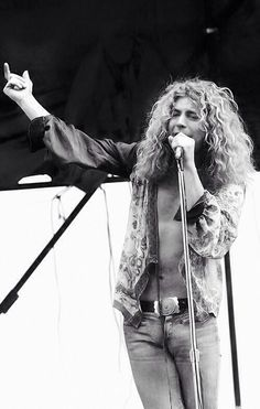 The fabulous Mr Robert Plant