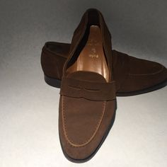 Ralph Lauren Suede Loafer Suede Loafer Polo by Ralph Lauren Shoes
