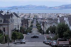 I would ride around my hometown, San Francisco. #ridecolorfully