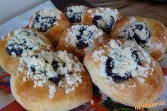 Moravské koláče výborné mäkké cesto