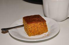Proste ciasto marchewkowe. http://viennesebreakfast.com/proste-ciasto-marchewkowe/