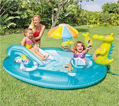 Intex Piscina Inflável Brinquedos Piscina Float Slide Jogos de Cama Mat Crianças Adulto Natação Colchão Inflável Piscinas Para Crianças