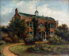 gad's hill place - Earnshaw Manor model