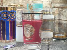 Highball Glasses for your wedding-bar, party-bar, mini-bar! Mintage Rentals has modern + vintage rentals for staging and special events.