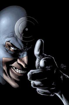 Bullseye from Daredevil