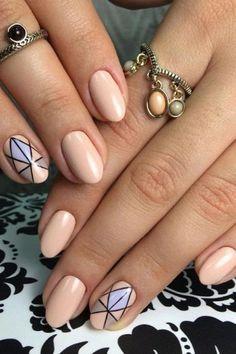 Pretty And Fresh Look Nail Art Design 24