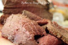 How to make the perfect Rump Roast Save Money! – How to make the perfect Rump Roast Save Money! Entree Recipes, Cookbook Recipes, Pork Recipes, Cooking Recipes, Budget Recipes, Budget Meals, Cooking Ideas, Cooking Time, Carne Asada