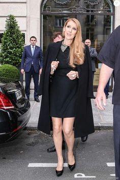 Paris June 2016 Celine Dion