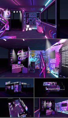 Tv Set Design, Display Design, Stage Design, Event Design, Corporative Events, Nightclub Design, Interactive Exhibition, Exhibition Booth Design, Environmental Design