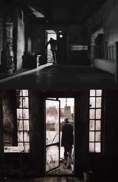 Through A Glass Darkly, Stalker; Ingmar Bergman, Andrei Tarkovsky