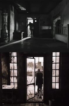 Through A Glass Darkly, Stalker; Ingmar Bergman, Andrei Tarkovsky