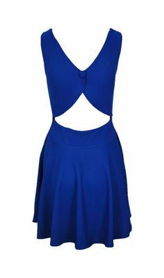 Cut out Skater Dress  - $22.5 on @ClozetteCo
