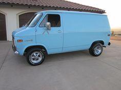 Chevrolet G20 Van Shorty