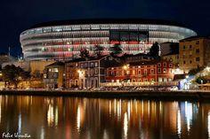 new San Mames Stadium. Bilbao. Bizkaia. Basque Country