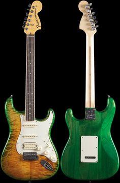 Printing Ideas Useful Homemade Printer Tech Fender Stratocaster, Gretsch, Gibson Guitars, Fender Guitars, Bass Guitars, Acoustic Guitars, Jazz Guitar, Cool Guitar, Guitar Room