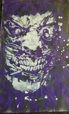 The Joker: I'm only laughing on the outside / My smile is just skin deep. #wheatpaste #wheatpasteart #Joker #streetarts  #muralart #jacknicholson #stencil #streetart #art #stencilart #stickerart  #artdistrict #streetartdaily #artlife #sprayart #streetartlovers #creativeart  #artistry #artwork #stencilism  #fineart #artlover #muralsdaily #streetphotography #Nesjes  #creativespace #inspiringart #californiaart #mural  #supportyourlocalartist #cityart