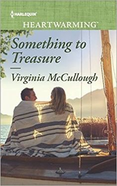 REVIEW: Something to Treasure by Virginia McCullough | Harlequin Junkie | Blogging Romance Books | Addicted to HEA :)