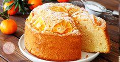 Torta mandarini e ricotta senza burro, sofficissima, facile da preparare e usando solo una ciotola e un cucchiaio in pochi minuti potrete infornare