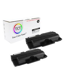 TCT Premium Compatible Toner Cartridge Replacement for Samsung Black High Yield Works with Samsung 3051 Printers Pages) - 2 Pack Laser Toner Cartridge, Thing 1, 1 Year, Oem, Printer, It Works, Packing, Samsung, Models