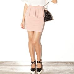 CiCi Shop - Frill Skirt $84.00 http://www.shop.secretenvy.com/CiCi-Shop-Frill-Skirt-20152162.htm