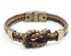 Resultado de imagem para modelos de pulseiras de couro