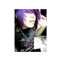 101 Hot Emo Boys ❤ liked on Polyvore